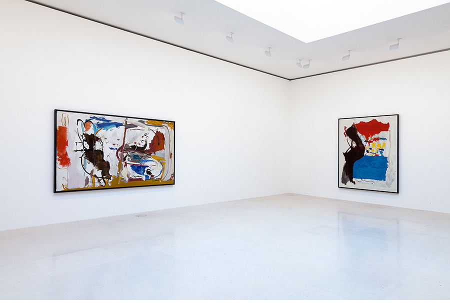 "Gagosian Gallery, Paris: ""Helen Frankenthaler: After Abstract Expressionism, 1959– 1962""