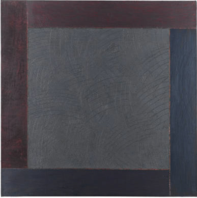 Alan Green, 'Two Reds Two Blues Surrounding Centre', 1988, Annely Juda Fine Art