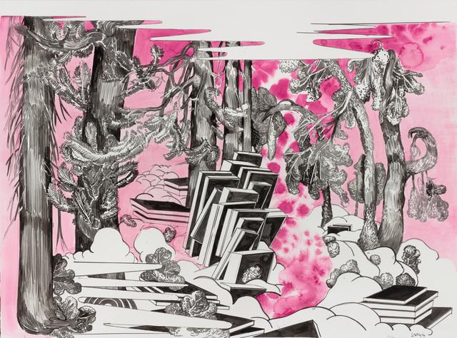 , 'Winter,' 2012, Galerie Kleindienst