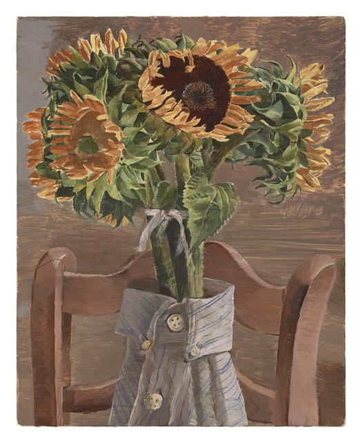 , 'Sunflowers,' 2019, Diane Rosenstein