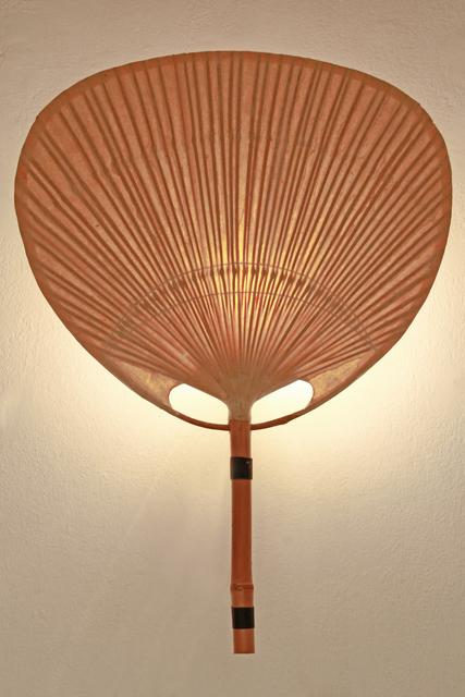 , 'Uchiwa III wall lamp,' 1973, Luisa Delle Piane