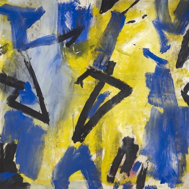 , 'Abstracto X,' 1982, CuratorLove