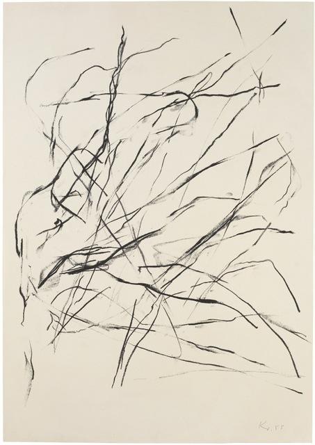 , '55/028,' 1955, Aurel Scheibler