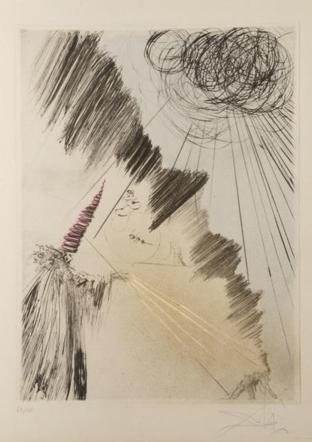 Salvador Dalí, 'Faust Femme au Clown', 1969, Fine Art Acquisitions