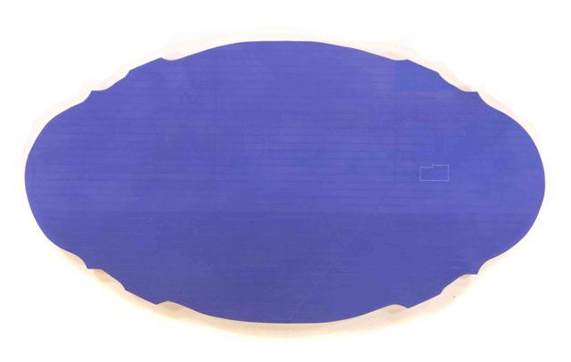 , 'New Ultra Blue,' 2014, JAYJAY