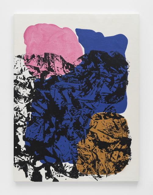 Florence Derive, 'Rock, Water, Cloud', 2015, Painting, Acrylic on Linen, Gavlak