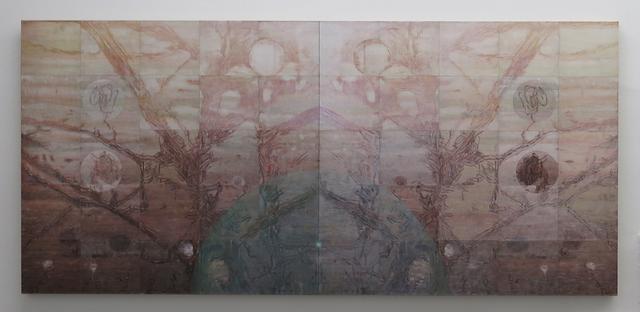 , 'Chiral IV,' 2015, Gallery Elena Shchukina