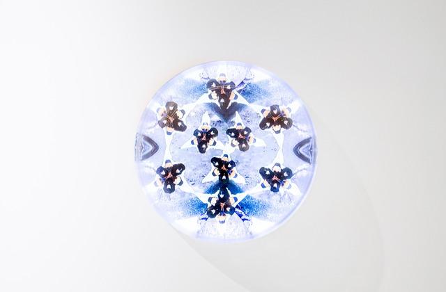 , 'Water Mandala,' 2018, C24 Gallery