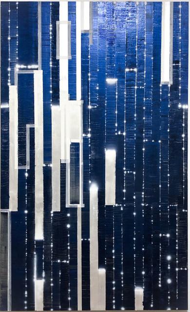 Katsumi Hayakawa, 'Nuantique Blue', 2019, McClain Gallery