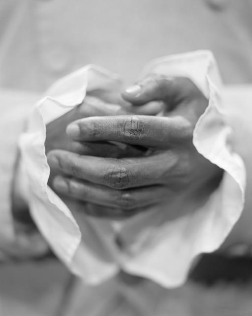 , 'Hands,' 2016, Diane Rosenstein