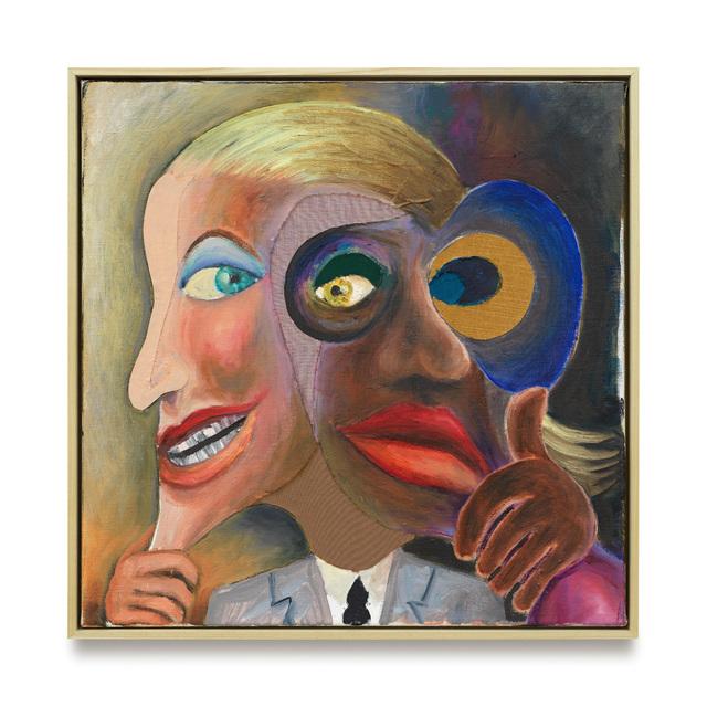 , 'Moiree,' 2019, Hans Alf Gallery
