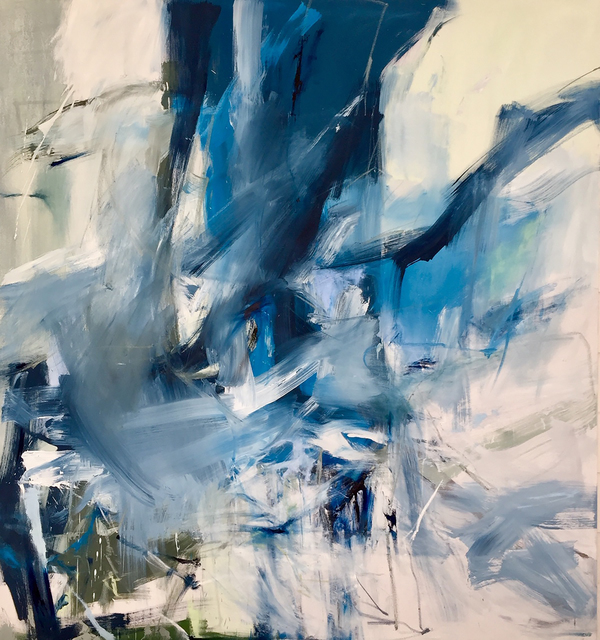 Emilia Dubicki, 'Still Moving', 2020, Painting, Oil on canvas, FRED.GIAMPIETRO Gallery