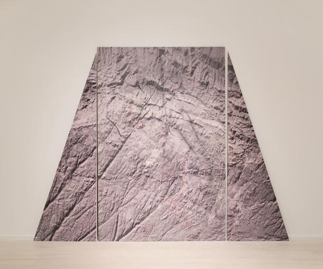 , 'PAISAGEM/OBJETO ARG1,' 2016, Jacob Lewis Gallery