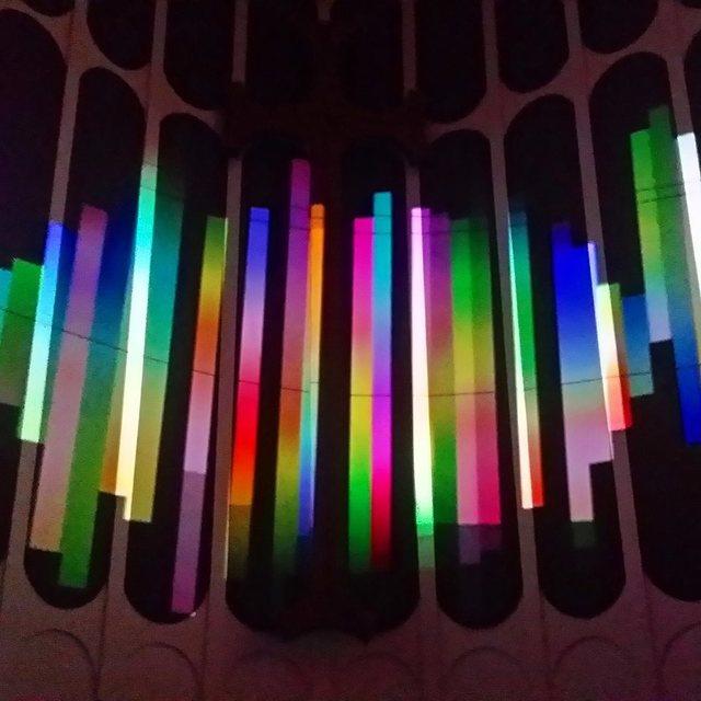 , 'Sonoptic Parrallels,' 2015, Aurora