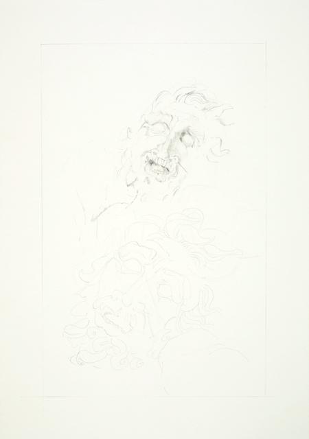 , 'Centauer I,' 2016, Galerie Krinzinger