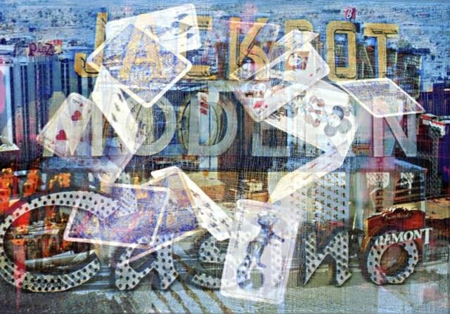 , 'Sogno Americano,' 2012, Liquid art system
