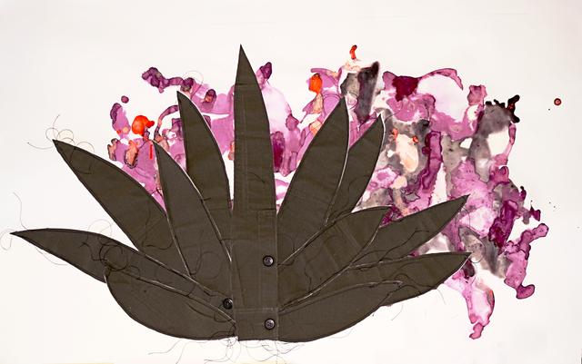 Margarita Cabrera, 'El Flujo de Extracciones (Agave 1)', 2019, Ruiz-Healy Art