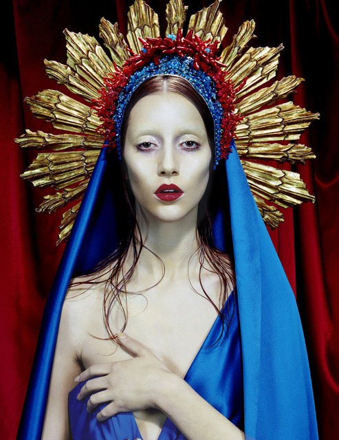 Miles Aldridge, 'Immaculée #3', 2007, Photography, Chromogenic print, CHRISTOPHE GUYE GALERIE