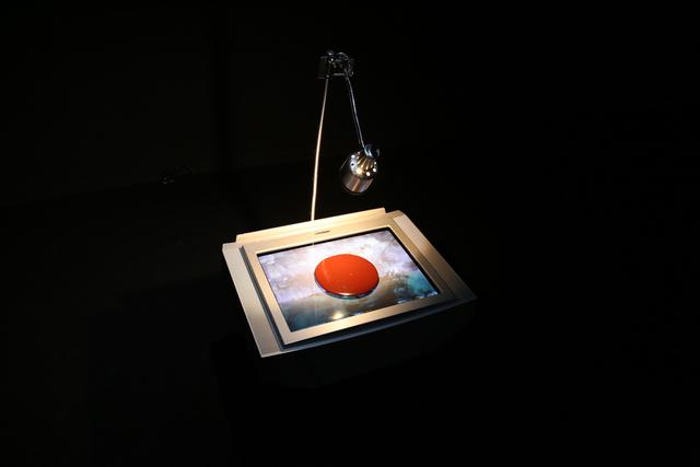 , 'Chocolate Buddha,' 2017, Tomio Koyama Gallery