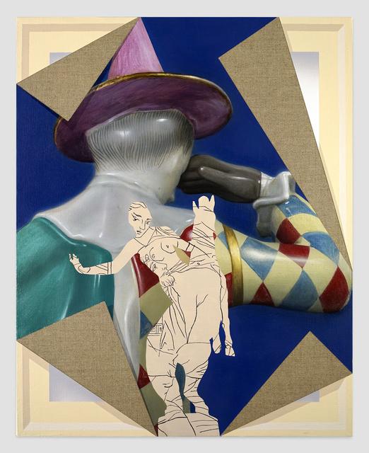 Matthew Hansel, 'One Too Many Maybe's', 2016, Wasserman Projects