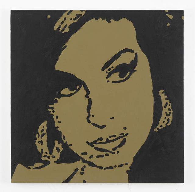 , 'Amy Winehouse,' 2014, Simon Lee Gallery
