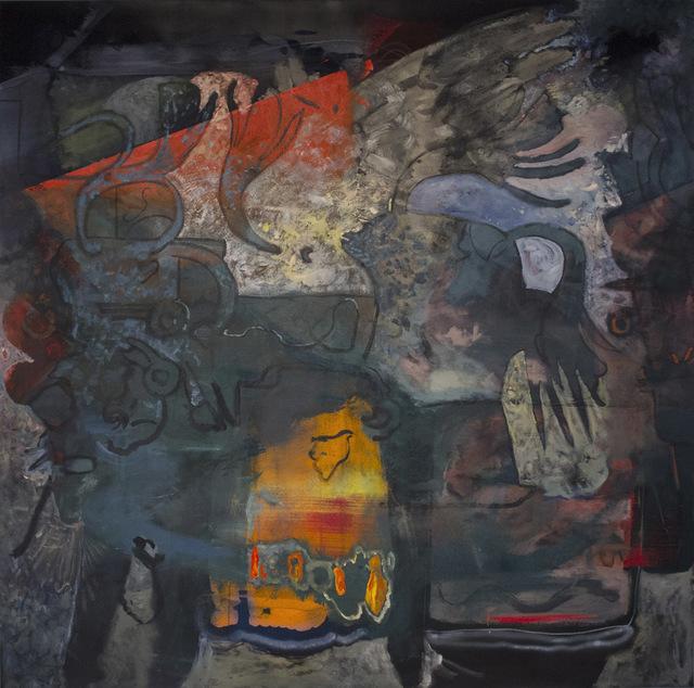 , 'The Last Quetzalhuitzilin In My Mind,' 2017, C. Grimaldis Gallery