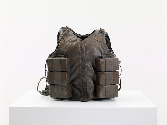 , 'Life and Death Vest I (Rush Hour),' 2017, Blain | Southern