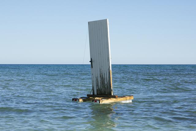 , 'Puertas al mar, Mediterráneo,' 2016, RoFa Projects