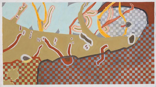 , 'Blowdown II,' 2018, Michael Warren Contemporary