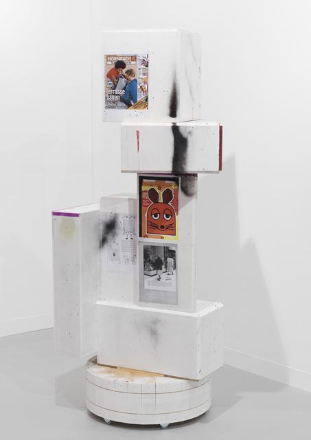 , 'ststck. II (naumburg-terrace),' 2011, Mai 36 Galerie