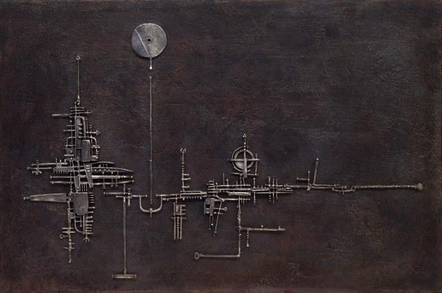 , 'Orizzonte,' 1955, Tornabuoni Art