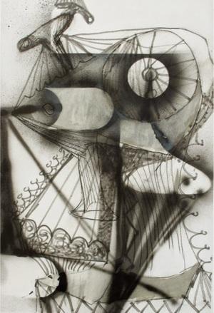 , 'F #1,' , Dean Borghi Fine Art