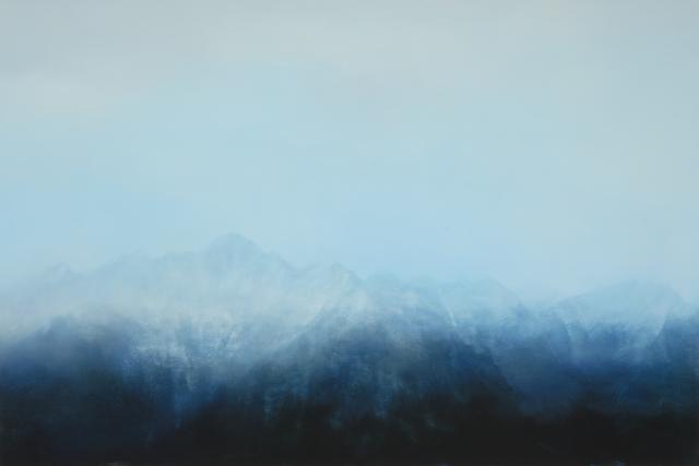 , 'Arlburg,' 2018, Gallery NAGA