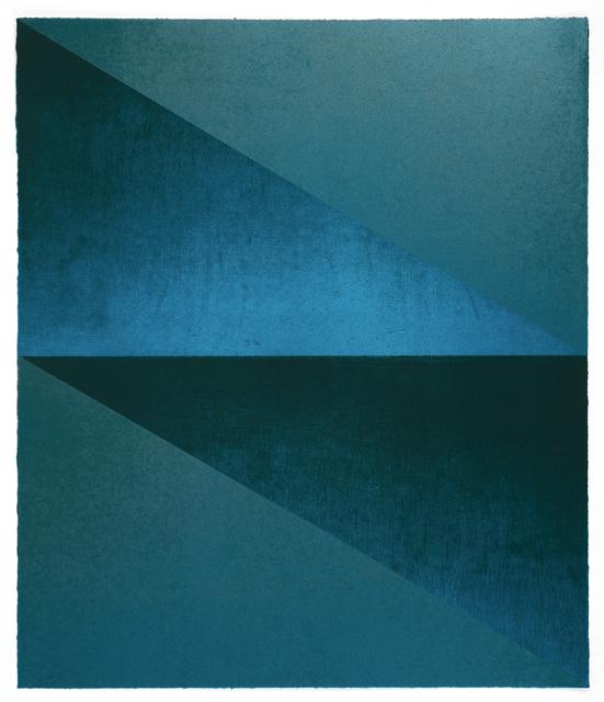 , 'Overture 11,' 2018, Manneken Press