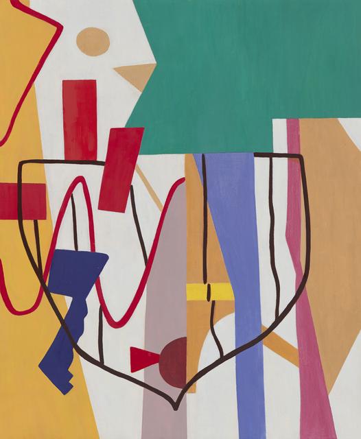 , 'Adria's Green,' 2014, Tibor de Nagy