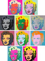 Marilyn (Sunday B. Morning portfolio)