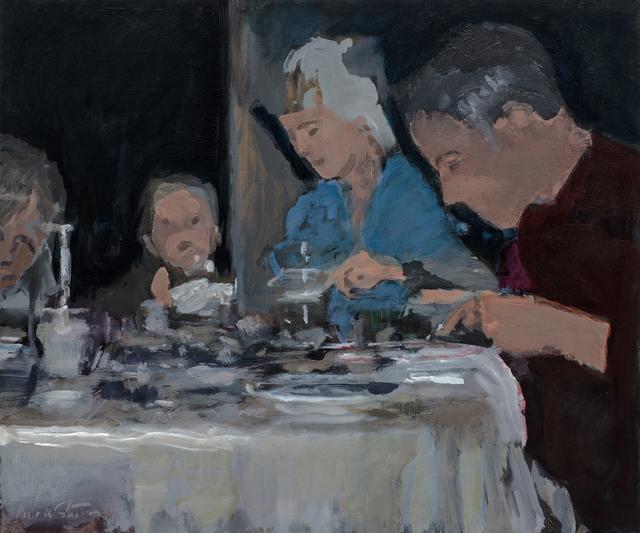 , 'Looking Foward,' , Castlegate House Gallery