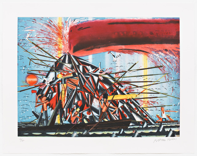 Barnaby Furnas, 'The Whalers,' 2013, Pace Prints