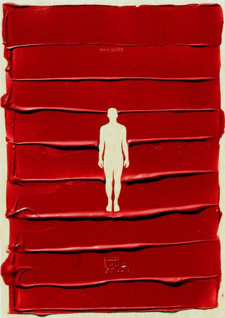 , 'immersió 083,' 2015, PontArte