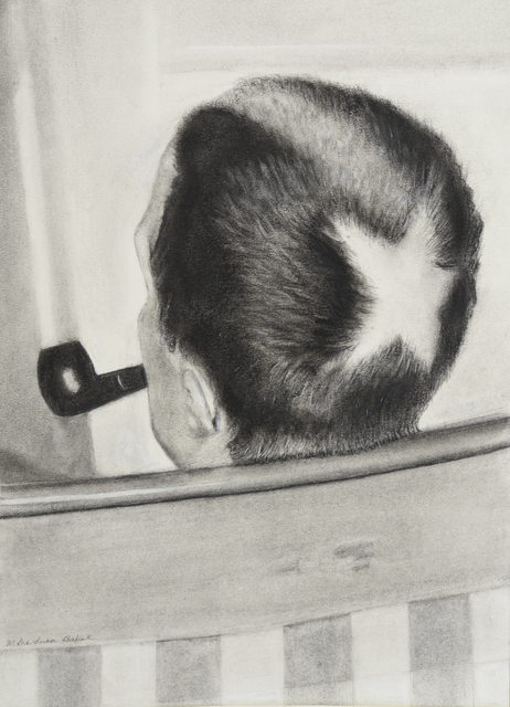, 'Not Duchamp's Haircut,' 2016, Robert Berman Gallery