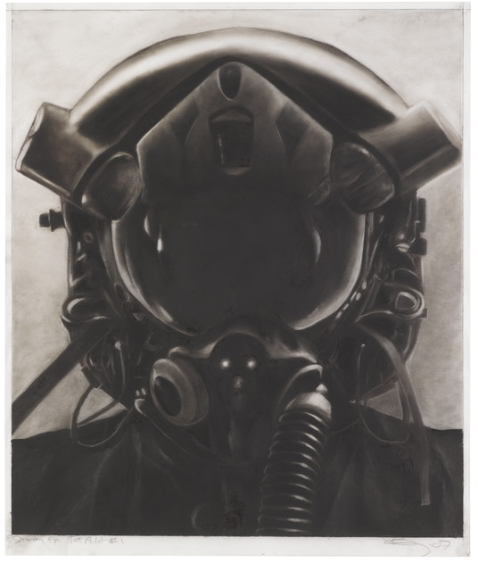 , 'Study for a jet pilot NO.1,' 2007, Opera Gallery