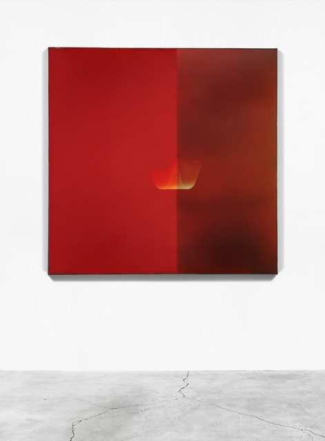 , 'Untitled (Red),' 1991, Gazelli Art House