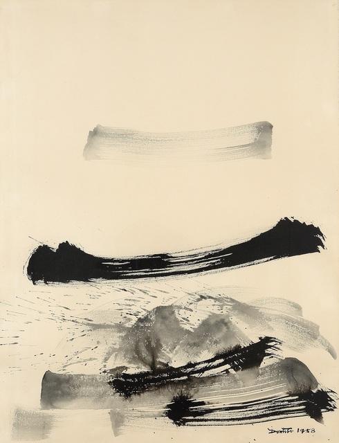 , 'Untitled,' 1959, Galerie F. Hessler