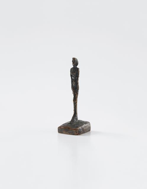 Alberto Giacometti, 'Figurine', Conceived in 1953-1954 and cast in 1969, Phillips