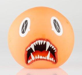 Cat Teeth Bank (Orange)
