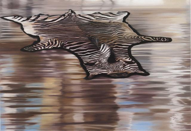 , 'Ohne Titel (Zebra),' 2004, Ludorff