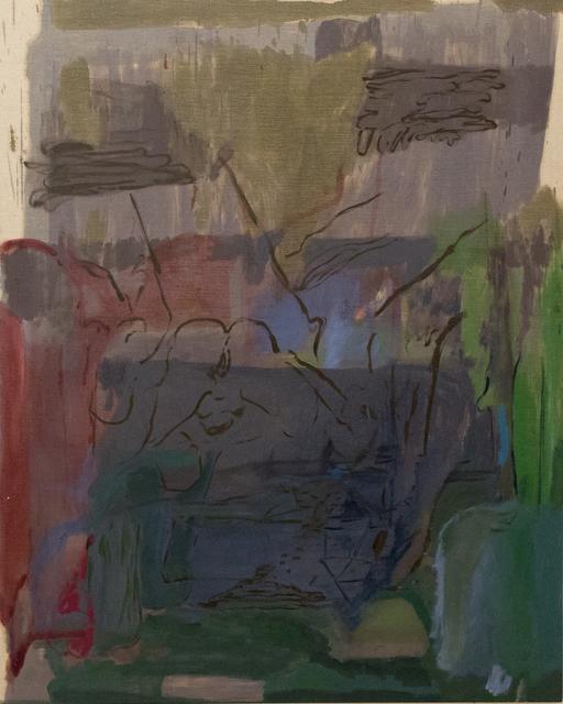 , 'Nude,' 2018, Nicholas Thompson Gallery