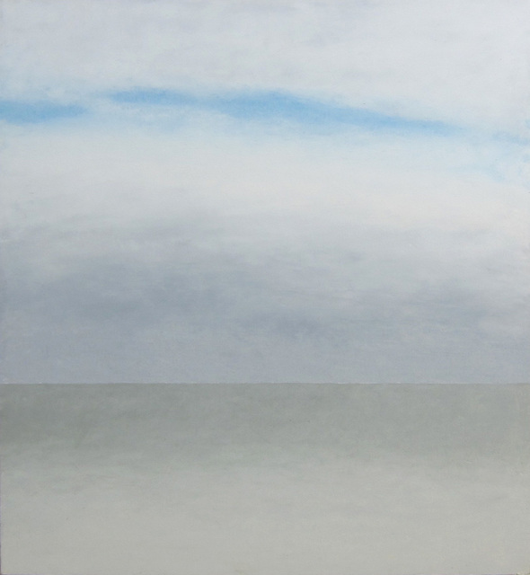 , 'narrow blue sky,' 1999, Albert Merola Gallery