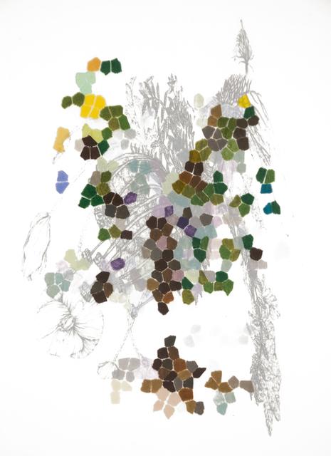 , 'Elastic Clarity,' 2012, Muriel Guépin Gallery