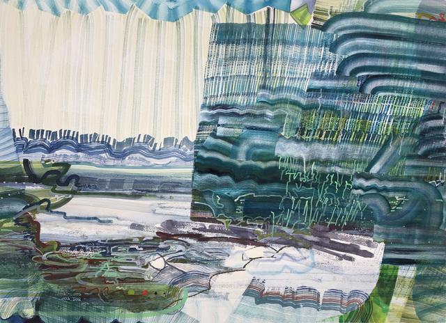 , 'Sea Moss,' 2018, Kathryn Markel Fine Arts